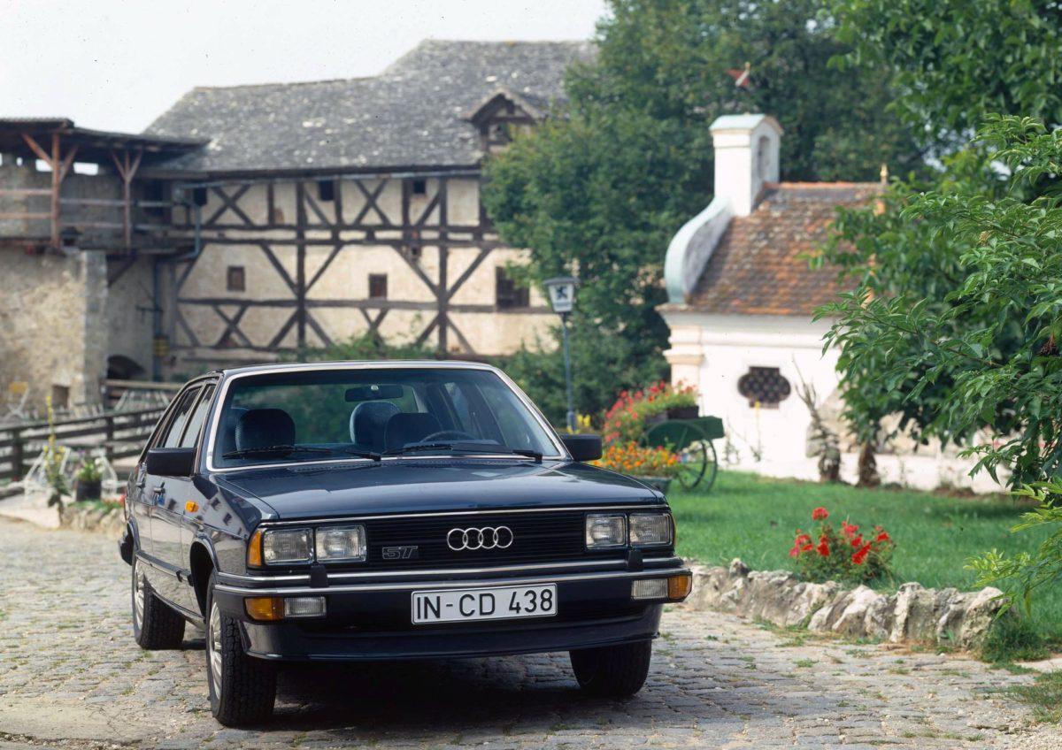 40 éves az Audi öthengeres motorja