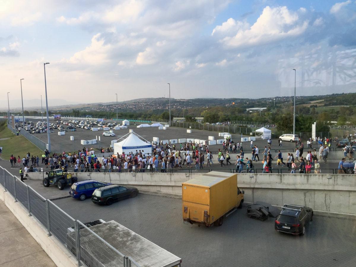 Tizenkétezren a Volkswagen-találkozón