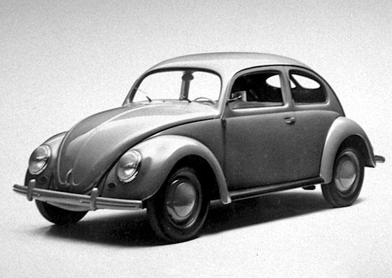 Az 1937-es Volkswagen