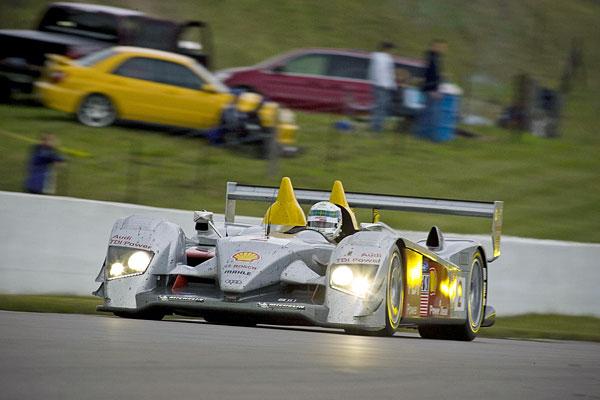 A Le Mans győztes R10 TDI