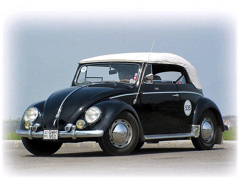 A legkorosabb magyar Volkswagen Kabriolett