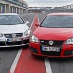 A hathengeres R32 és a négyhengeres GTI