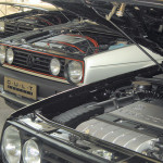 VR6 motoros kettes Golfok