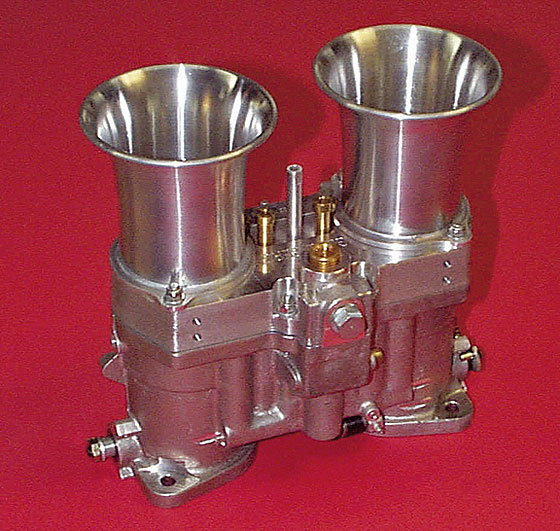 Berg 58 IDA karburátor