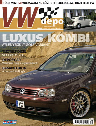 VW depo 2008/2