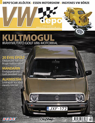 VW depo 2009/2