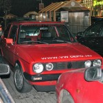 VW depo Party 2008 nyeremény GTI