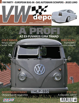VW depo 2008/9