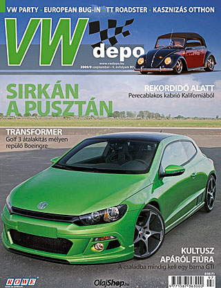 VW depo 2009/9