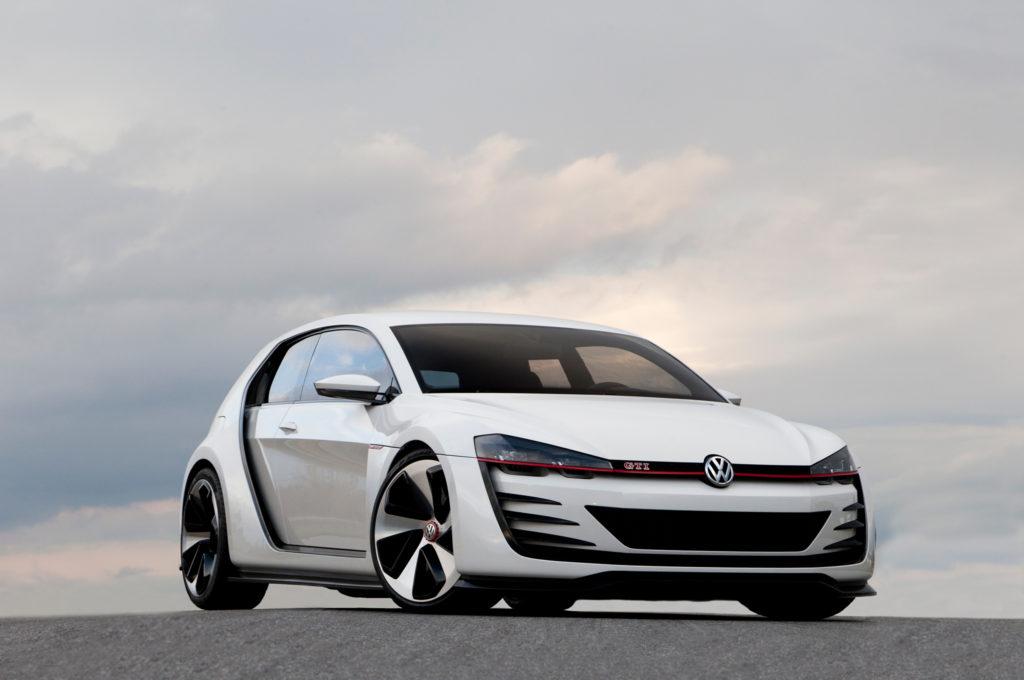 Volkswagen-Design-Vision-GTI-Concept-fornt-three-quarters