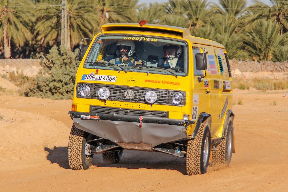 "El Chott Rallye - VW T3 Syncro ""Der Rebell"""